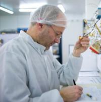 Контроль качества припоя для алюминия HTS-2000
