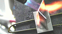 Пайка металлов припоем Hts-2000